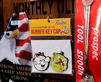 レディキロワットキーキャップ アメリカ雑貨屋 サンブリッヂ 岩手雑貨屋