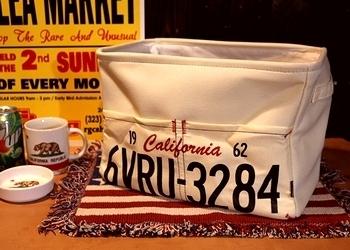 ガレージストレージボックスカリフォルニア アメリカ雑貨屋 サンブリッヂ 雑貨通販