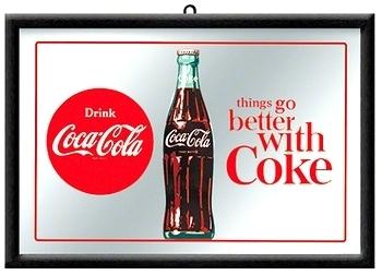 コーラパブミラー アメリカ雑貨屋 サンブリッヂ