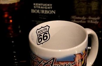 ルート66マグカップ ROUTE66マグ アメリカ雑貨屋 サンブリッヂ