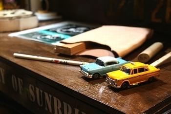 ミニカー鉛筆削り アメ車鉛筆削り<div><br></div>アメリカ雑貨屋 サンブリッヂ