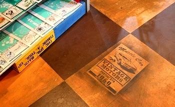 ステンシルシート ポンティアックGTO アメリカ雑貨屋 サンブリッヂ 岩手雑貨屋