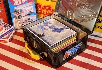 ホットウィールズブリキボックス HotWHeelsランチボックス アメリカ雑貨屋 SUNBRIDGE 岩手 ミニカー