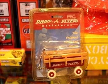ラジオフライヤー#220 ミニラジフラ ウッドワゴン アメリカ雑貨屋 SUNBRIDGE アメリカ雑貨通販