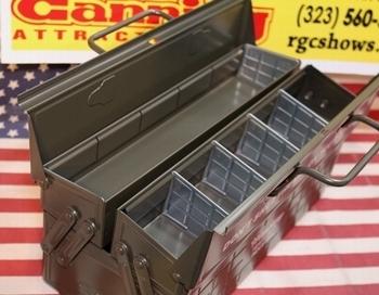 マーキュリーツールボックス 工具箱 東洋スチール MERCURY アメリカ雑貨屋 SUNBRIDGE 岩手