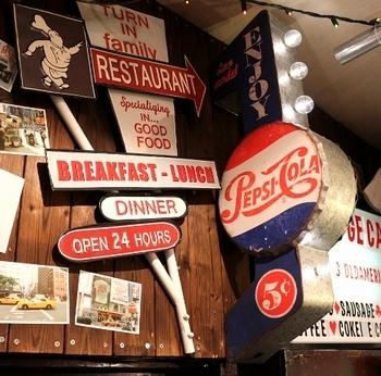 ペプシLEDライト看板 オフザウォールLEDサイン アメリカ雑貨屋 サンブリッヂ 電飾通販