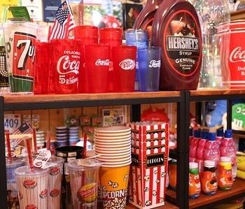 コカコーラカップ ペプシカップ コップ プラカップ<div><br></div>アメリカ雑貨屋 サンブリッヂ 雑貨通販