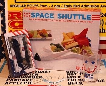 スペースシャトルランチプレート アメリカ雑貨屋 SUNBRIDGE 通販