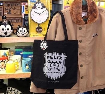 フィリックストートバッグ FELIXバッグ アメリカ雑貨屋 サンブリッヂ アメリカ雑貨通販
