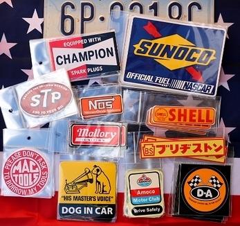 レーシングステッカー アメリカンステッカー 耐水性ステッカー<div><br></div>アメリカ雑貨屋 サンブリッヂ SUNBRIDGE アメリカ雑貨通販