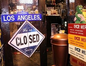 OPEN CLOSED看板 スクエアオープン看板 オープンサイン  アメリカ雑貨屋 SUNBRIDGE 岩手
