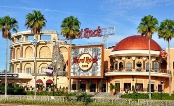 ハードロックカフェオーランド Hard Rock CAFE フロリダ買付 アメリカ雑貨屋 SUNBRIDGE