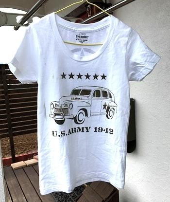 ステンシルキッズTシャツ オリジナルステンシルシート アメリカ雑貨屋 SUNBRIDGE