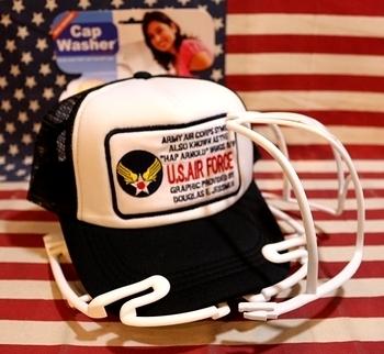 キャップウォッシャー 帽子の洗濯グッツ アメリカ雑貨屋 SUNBRIDGE