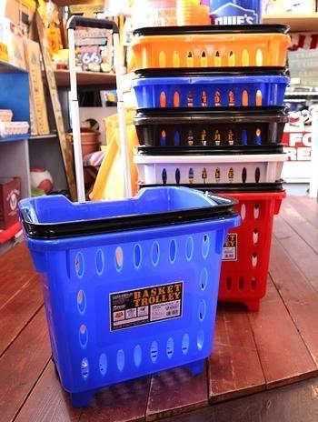 ダルトン トローリーバスケット キャリーバスケット  アメリカ雑貨屋 SUNBRIDGE