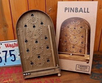 ピンボールゲーム レトロピンボール  PINBALL アメリカ雑貨屋 SUNBRIDGE