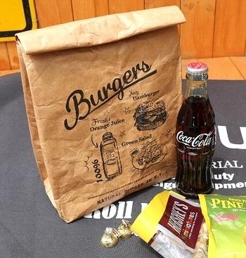 クラフトフードバッグ お弁当保冷バッグ アメリカ雑貨屋 SUNBRIDGE