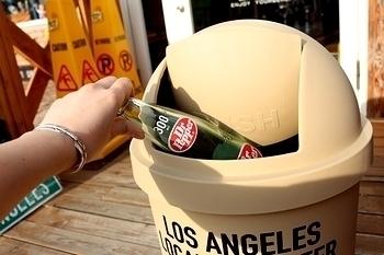 35Lダストボックス アメリカンゴミ箱 アメリカ雑貨屋 サンブリッヂ SUNBRIDGE アメリカンゴミ箱通販