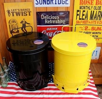 アメリカンゴミ箱 アメリカダストボックス ダンキングビン アメリカ雑貨屋 サンブリッヂ SUNBRIDGE US雑貨通販