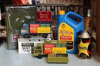 トラックツールキット MERCURY アメリカ雑貨屋サンブリッヂ SUNBRIDGE 岩手雑貨屋