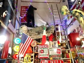 マクドナルドバナー アメリカ雑貨屋サンブリッヂ SUNBRIDGE 岩手雑貨屋 アメリカ雑貨通販