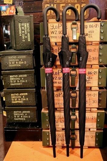 マーキュリー傘 マーキュリーアンブレラ アメリカ雑貨屋 岩手雑貨屋 雑貨屋サンブリッヂ