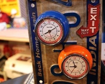 ダルトンマグネットクロック ダルトン アメリカ雑貨屋サンブリッヂ SUNBRIDGE 岩手雑貨屋