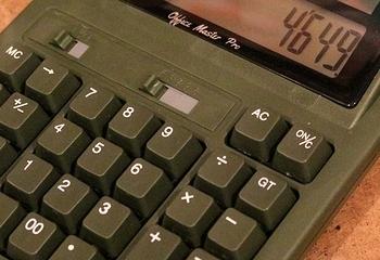 マーキュリーソーラーカリキュレーター 電卓 アメリカ雑貨屋サンブリッヂ SUNBRIDGE 岩手雑貨屋