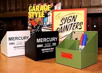 マーキュリーリモートコンテナ MERCURY アメリカン雑貨 アメリカ雑貨屋 サンブリッヂ SUNBRIDGE