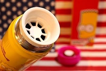 シンプソンズ水筒 シンプソンズステンレスボトル アメリカ雑貨屋 サンブリッヂ SUNBRIDGE 岩手雑貨屋 アメリカン雑貨