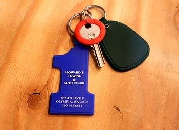 アドバダイジングキーホルダー US企業キーホルダー アメリカ雑貨屋 サンブリッヂ SUNBRIDGE 岩手雑貨屋