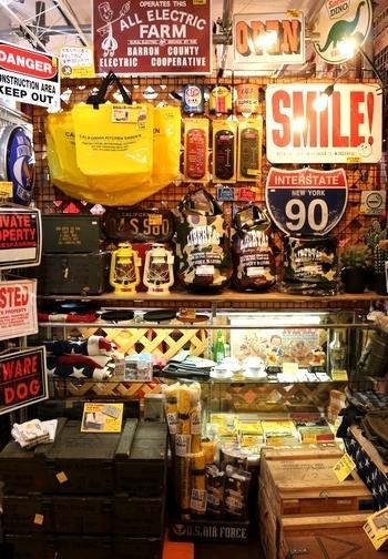 ウォータープルーフショルダーバッグ迷彩 アメリカ雑貨屋 サンブリッヂ SUNBRIDGE 岩手雑貨屋