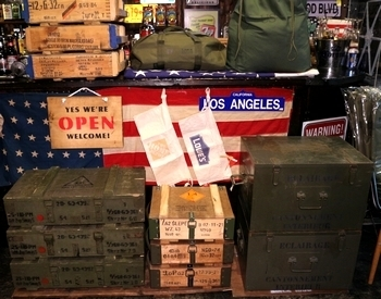 USランドリーバッグ ミリタリーバッグ ゴーアウトミリタリーバッグ アメリカン雑貨 アメリカ雑貨屋 サンブリッヂ SUNBRIDGE 岩手雑貨屋