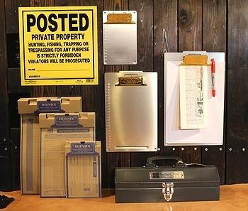 ダルトンメタルクリップボード ダルトンクリップボード DULTON アメリカ雑貨屋 サンブリッヂ SUNBRIDGE 岩手雑貨屋
