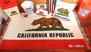 カリフォルニアラグマット カリフォルニアスタイル アメリカ雑貨屋 サンブリッヂ SUNBRIDGE 岩手雑貨屋