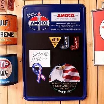 アモコオイルチョークボート アメリカ雑貨屋 サンブリッヂ SUNBRIDGE 岩手雑貨屋