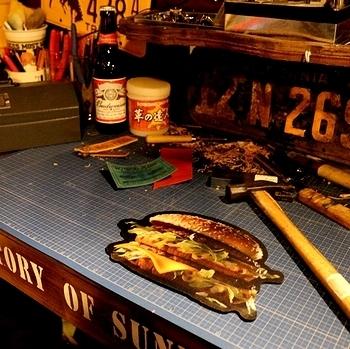 アメリカマクドナルドマウスパット USAマクドナルドマウスパット アメリカ雑貨屋 サンブリッヂ SUNBRIDGE 岩手雑貨屋
