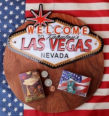 ラスベガストランプ アメリカトランプ アメリカ雑貨 雑貨屋サンブリッヂ