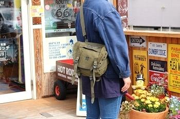 コンバットバッグ USタイプ アメリカ雑貨屋サンブリッヂ 岩手雑貨屋 ミリタリー雑貨屋