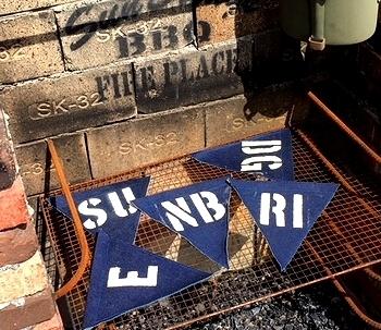 ステンシルシート ステンシル アメリカ雑貨屋 サンブリッヂ SUNBRIDGE 岩手雑貨屋 アメリカン雑貨