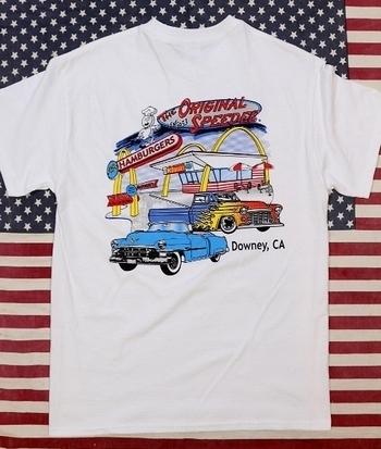 アメリカマクドナルドTシャツ スピーディーTシャツ  アメリカ雑貨屋 SUNBRIDGE 岩手雑貨屋 アメリカン雑貨