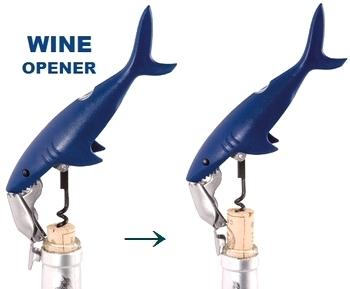 シャークオープナー サメ栓抜き アメリカ雑貨屋 サンブリッヂ SUNBRIDGE 岩手雑貨屋