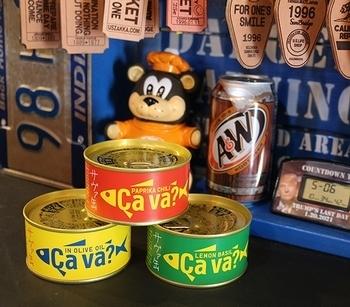 サヴァ缶 岩手のお土産人気 アメリカ雑貨屋 サンブリッヂ SUNBRIDGE 岩手雑貨屋