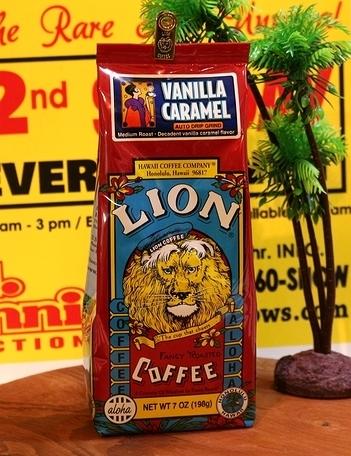 ライオンコーヒー コーヒー アメリカ雑貨屋 サンブリッヂ SUNBRIDGE 岩手雑貨屋