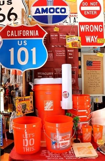 カリフォルニア看板 カリフォルニア道路看板 アメリカ雑貨屋 サンブリッヂ SUNBRIDGE 岩手雑貨屋