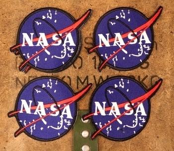 ナサワッペン NASAワッペン NASAパッチ アメリカ雑貨屋 サンブリッヂ SUNBRIDGE 岩手雑貨屋g