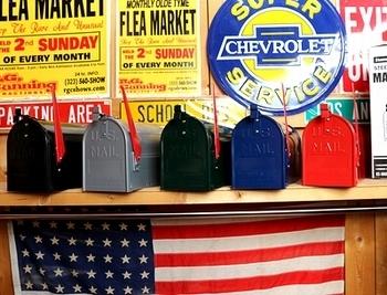 USポストボックス アメリカンポスト アメリカ雑貨屋 サンブリッヂ SUNBRIDGE 岩手雑貨屋