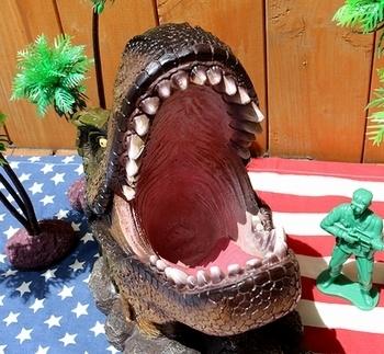 恐竜ワインホルダー ティラノサウルスワインボトルホルダー ジュラシックパーク ジュラシックワールド アメリカ雑貨屋 SUNBRIDGE 岩手雑貨屋