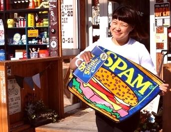 アメリカンマット スパムマット  アメリカ雑貨屋サンブリッヂ SUNBRIDGE 岩手雑貨屋 アメリカ雑貨通販