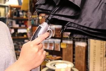 ピストル型折りたたみ傘 ピストルアンブレラ アメリカ雑貨屋 サンブリッヂ SUNBRIDGE 岩手雑貨屋